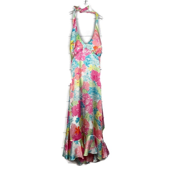 Lilly Pulitzer Dresses & Skirts - Lily Pulitzer Silk Dress in a Size 6.